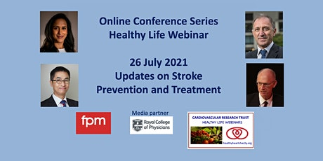 FPM Online Conference Series: Updates on Stroke Prevention and Treatment tickets