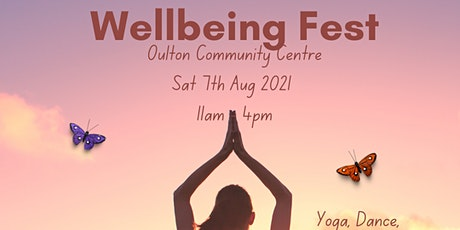 Wellbeing  Fest tickets