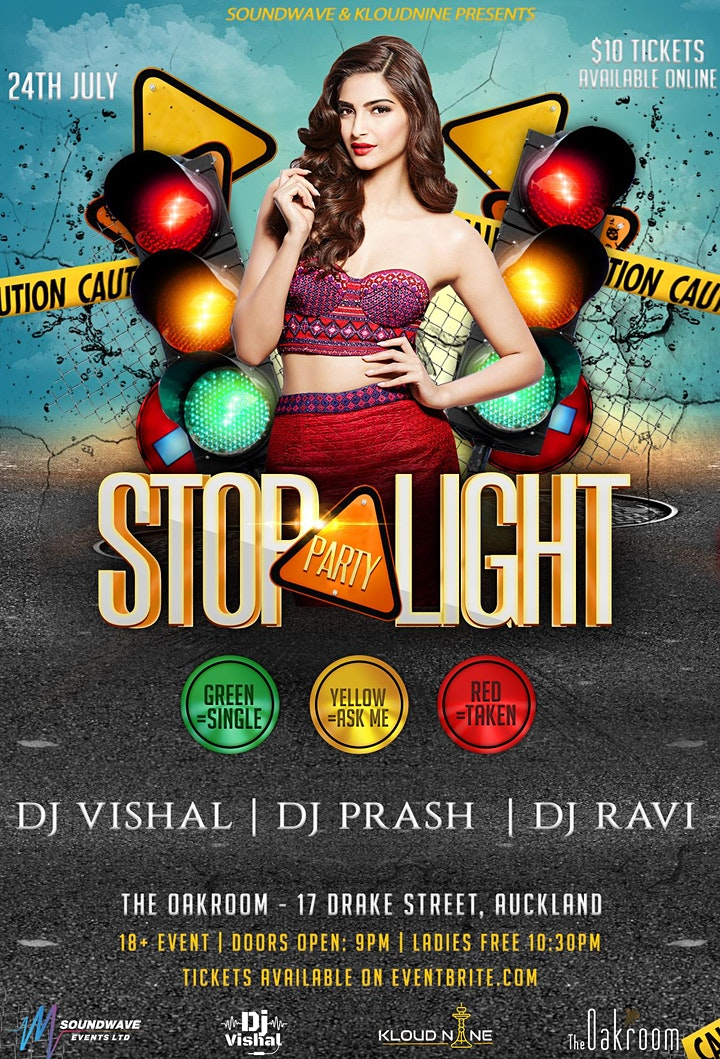 Stop Light  Party image