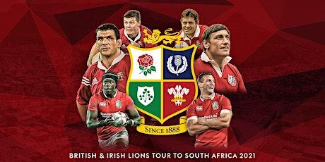 British & Irish Lions Screening (First Test) tickets