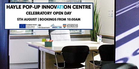 Hayle Pop-up Innovation Centre Launch Day tickets