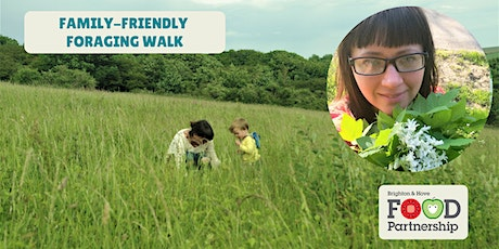 Family Foraging Walk at Stanmer Park tickets