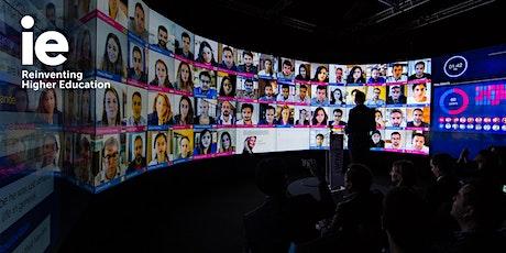 Dream big! IE Virtual Info Session - Tech & Data tickets