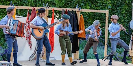 The Miraculous Misadventures of Robin Hood tickets