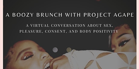Boozy Brunch with Project Agape tickets