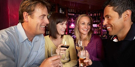 Bar Hop (Ages 40s-50s) Speed Dating Brisbane Event tickets