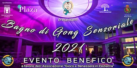 Bagno di Gong Sensoriale 2021 biglietti