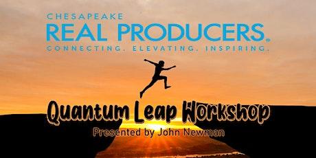 Quantum Leap Workshop tickets