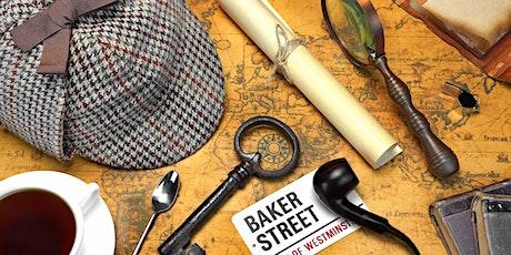 Sherlock Holmes & Dr Watson arrive at GROOMBRIDGE PLACE tickets