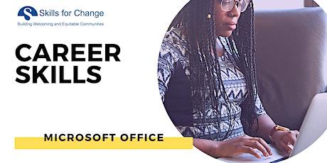 *2021 - Microsoft Word (Online Class)| Saturdays tickets