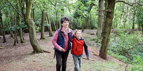 Family Guided  Walk: Exploring Dorothy's Wood and the River Avon tickets