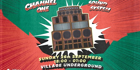 Channel One Soundsystem – Eastside Session tickets