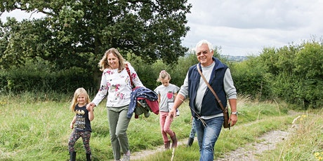 Family Guided  Walk: Exploring Morgrove Coppice and Middle Spernal tickets