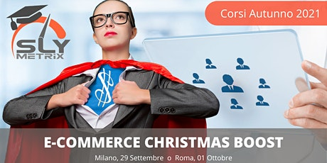 E-Commerce Christmas Boost - Roma tickets