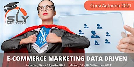 Summer Camp - E-commerce Marketing Data Driven biglietti