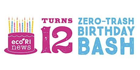 Zero-Trash Birthday Bash tickets