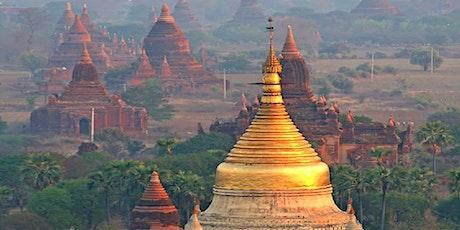 Burmese Banquet Fundraiser tickets