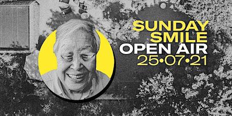 Sunday Smile OPEN AIR w/ David Jach Tickets