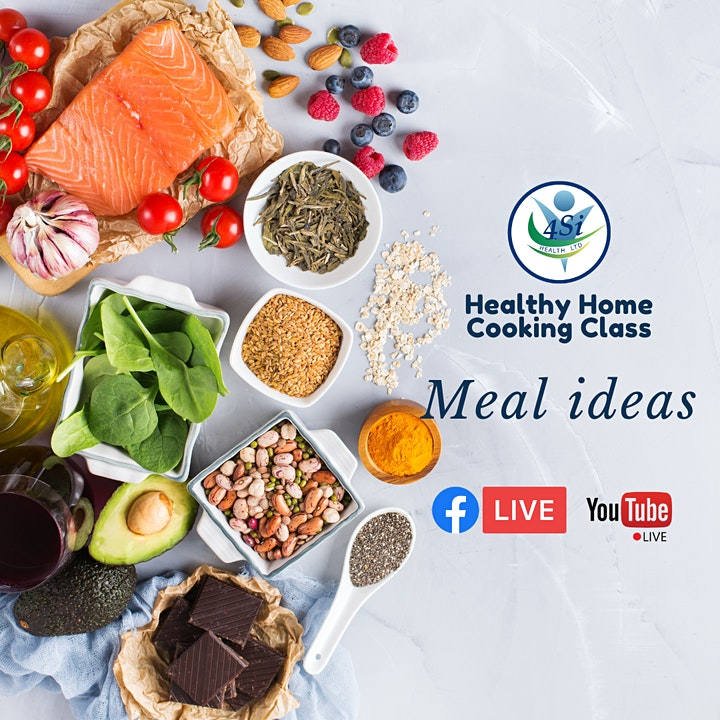 Saladmaster Healthy Home Cooking Class image