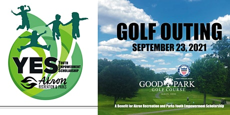YES (Youth Empowerment Scholarship) FUND - Charity Golf Outing tickets
