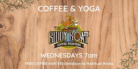 Sunrise Yoga at The Giddy Goat tickets