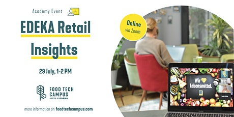 EDEKA Retail Insights - Basic Introduction tickets