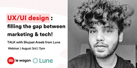 UX/UI design : filling the gap between marketing and tech! tickets