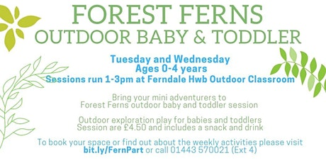 Forest Ferns Baby and Toddler (Age 0-4) tickets