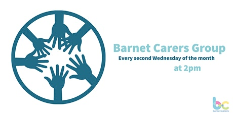 Monthly Barnet Carers Group tickets