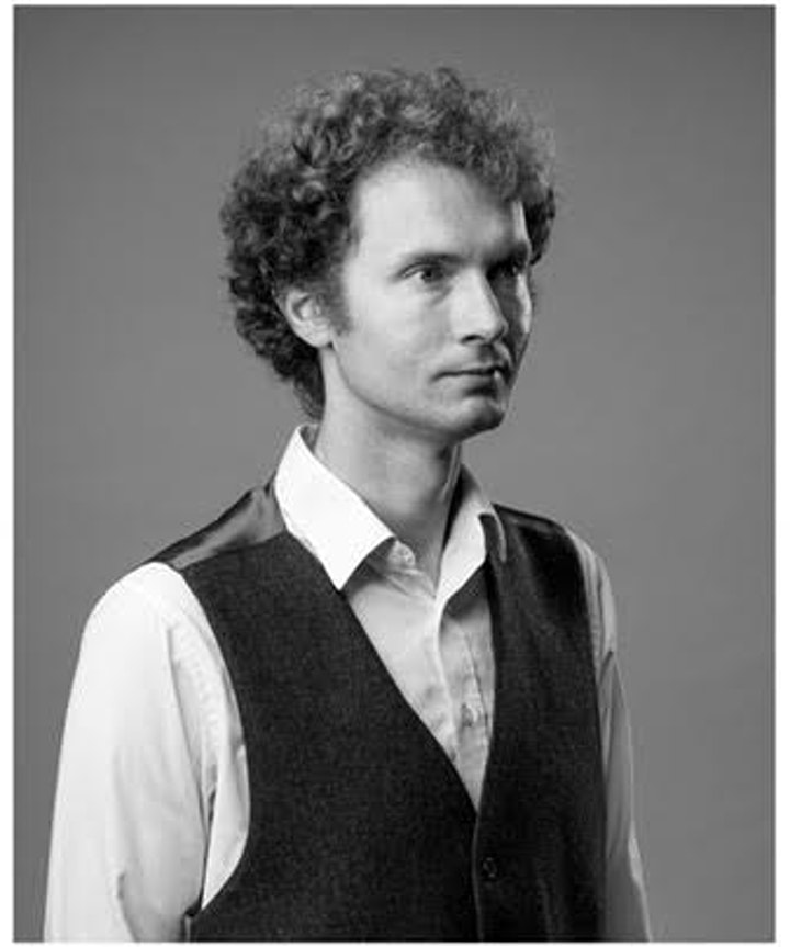 Christopher Burrows Piano Recital image