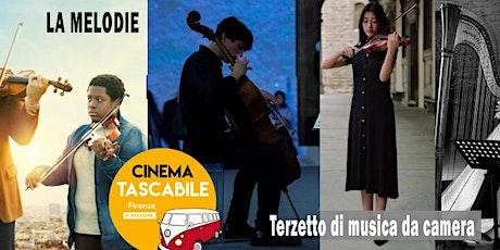 CINEMA TASCABILE - 6 agosto / h.20.45 biglietti