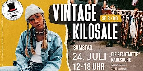 Lumpenbande Vintage Kilosale  »Karlsruhe« tickets