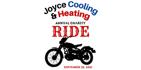 Joyce Cooling & Heating Annual Charity Ride tickets