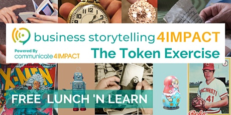 Business Storytelling for Impact | Free  Lunch 'N Learn tickets