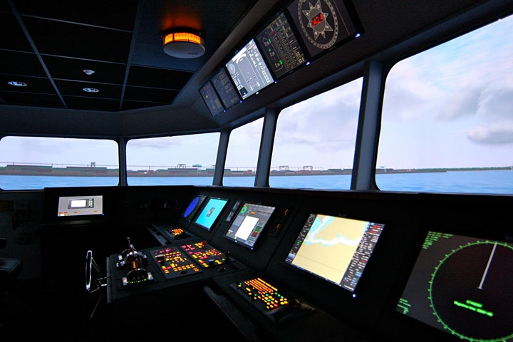 Ship Bridge Technology:  Safety, Operations and Security image
