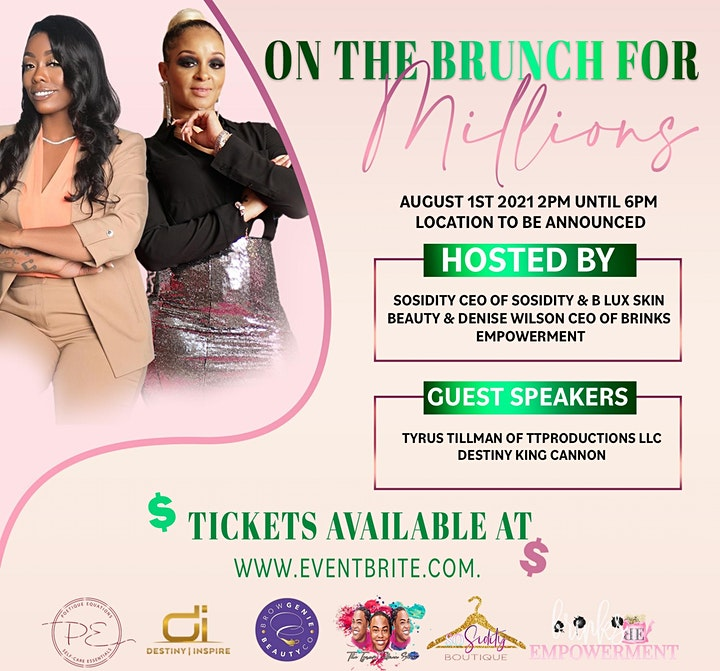 On The Brunch For Millions image