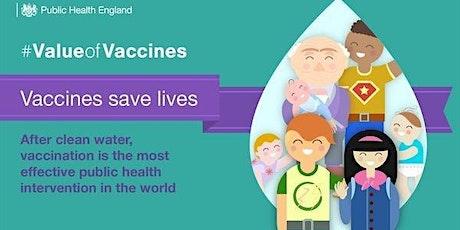Childrens Vaccine Community Clinic - School Nursing Service tickets