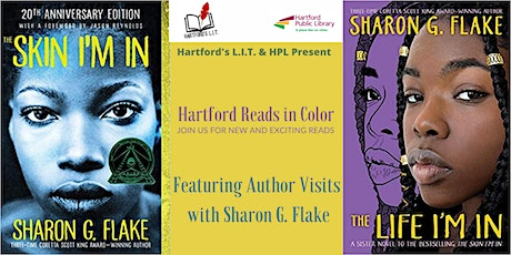 Hartford Reads in Color: Featuring Author Sharon G. Flake tickets