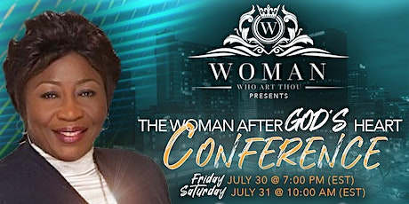 The Woman After God's Heart Conference tickets