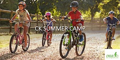 CK Summer Camp tickets