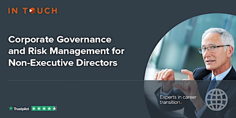Corporate Governance and Risk Management for Non-Executive Directors tickets