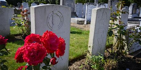 Who were Willesden Jewish Cemetery's  WW1 Soldiers? tickets