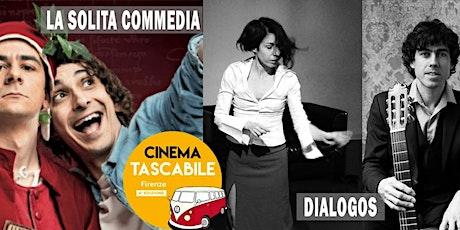 CINEMA TASCABILE - 5 agosto / h.20.45 biglietti