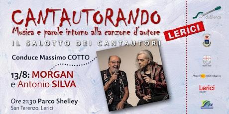 Il Salotto dei Cantautori - 13 agosto 2021 - Morgan e Antonio Silva biglietti