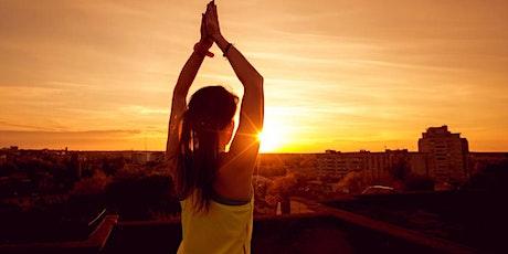 Mornin Sunshine Virtual Yin Yoga 6 Week Series or Drop-In tickets