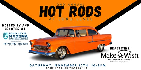 2nd Annual Hot Rods at Long Level tickets