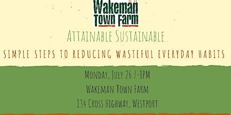 Attainable Sustainable tickets