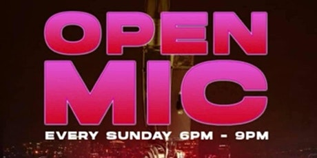 OPEN MIC! LIVE ENTERTAINMENT @THE BlEU NOTE tickets