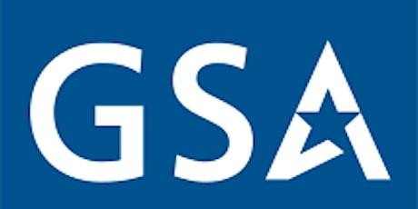 GSA's Polaris GWAC Vendor Outreach Session with GSA billets
