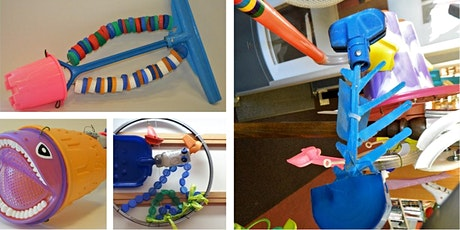 3d art workshops using recycled and found objects, 4th August tickets